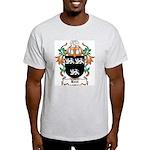 Kent Coat of Arms Ash Grey T-Shirt