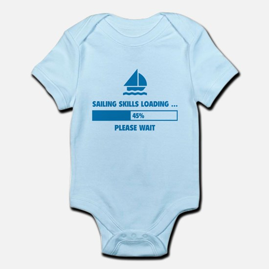 Sailing Skills Loading Infant Bodysuit