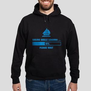 Sailing Skills Loading Hoodie (dark)
