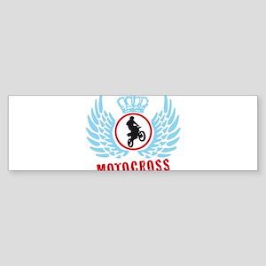 motocross Sticker (Bumper)