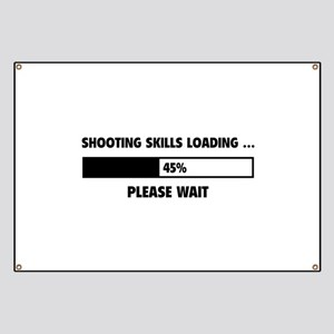 Shooting Skills Loading Banner