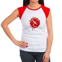 Winchester Arms Women's Cap Sleeve T-Shirt