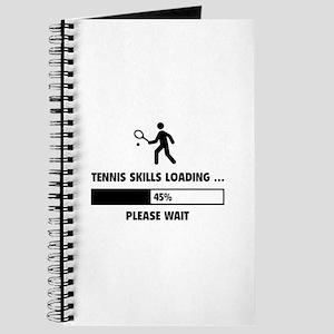 Tennis Skills Loading Journal