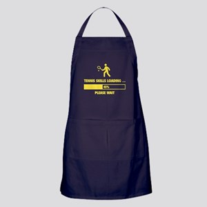 Tennis Skills Loading Apron (dark)