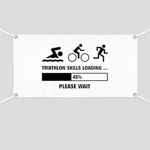 Triathlon Skills Loading Banner
