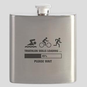 Triathlon Skills Loading Flask