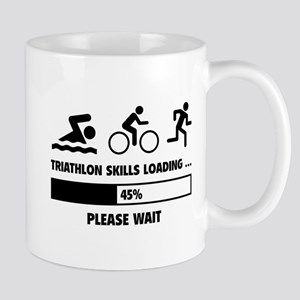Triathlon Skills Loading Mug