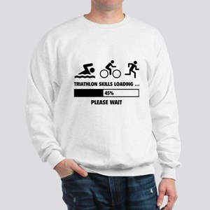 Triathlon Skills Loading Sweatshirt