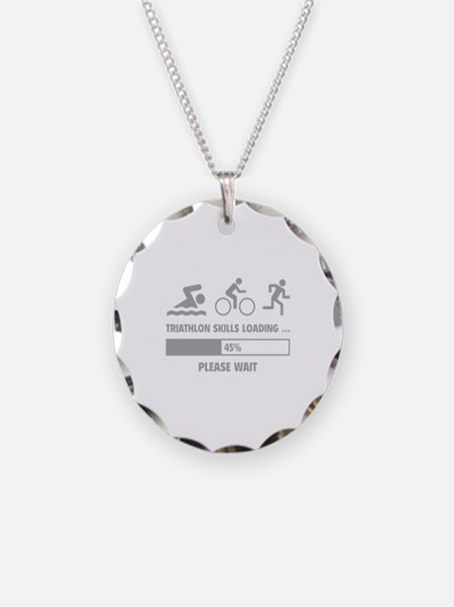 Triathlon Skills Loading Necklace