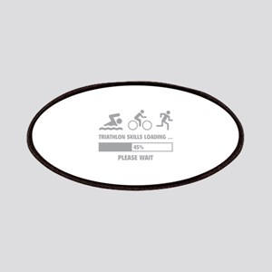 Triathlon Skills Loading Patches