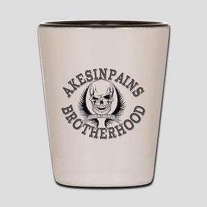 Akesinpains Brotherhoo Shot Glass