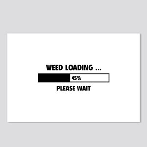 Weed Loading Postcards (Package of 8)