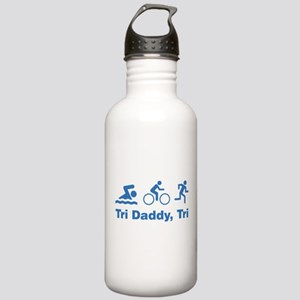 Tri Daddy, Tri Stainless Water Bottle 1.0L