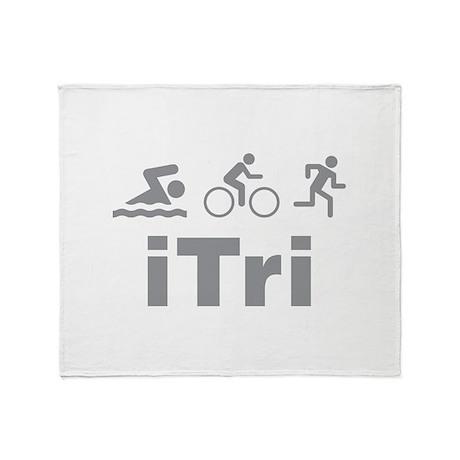 iTri Throw Blanket
