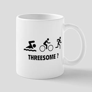 Threesome ? Mug