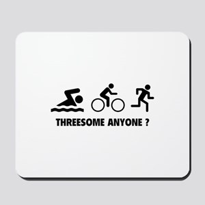 Threesome Anyone ? Mousepad