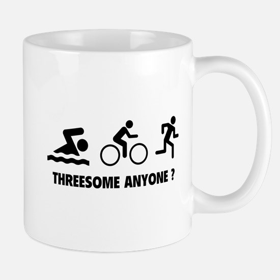 Threesome Anyone ? Mug