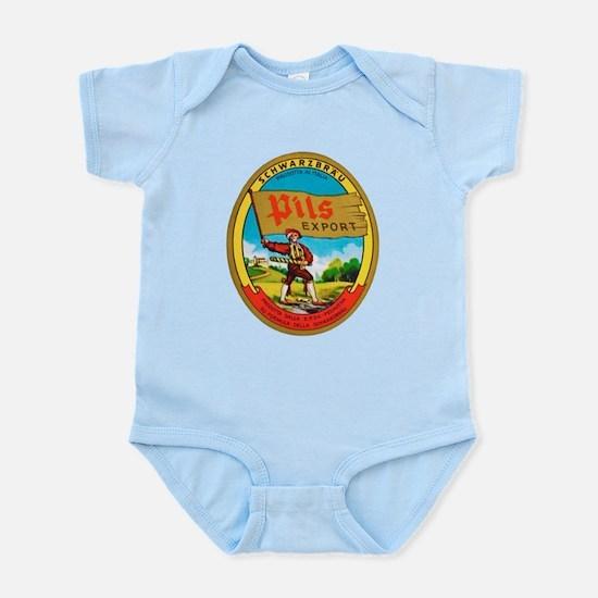Italy Beer Label 2 Infant Bodysuit