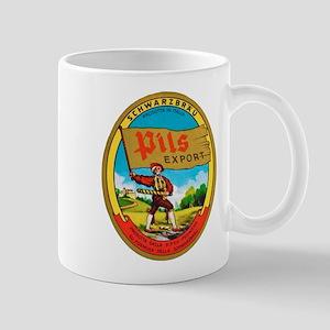 Italy Beer Label 2 Mug