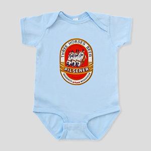Madagascar Beer Label 1 Infant Bodysuit