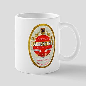 Mozambique Beer Label 1 Mug