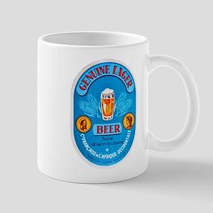 Ivory Coast Beer Label 4 Mug