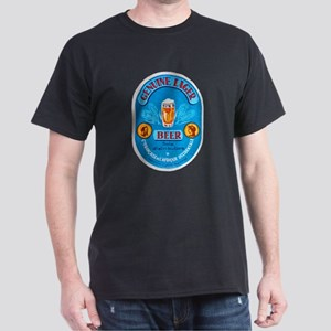 Ivory Coast Beer Label 4 Dark T-Shirt