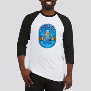 Ivory Coast Beer Label 4 Baseball Jersey
