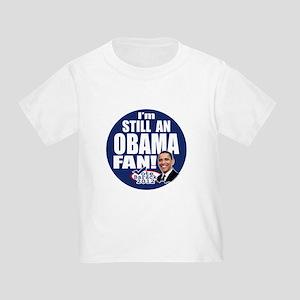 Obama Fan 2012 Toddler T-Shirt