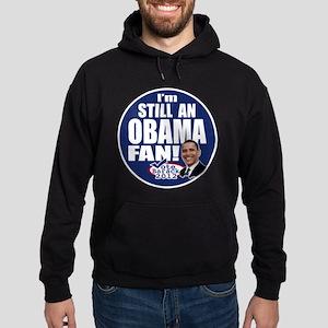 Obama Fan 2012 Hoodie (dark)