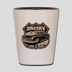 Murky Shot Glass
