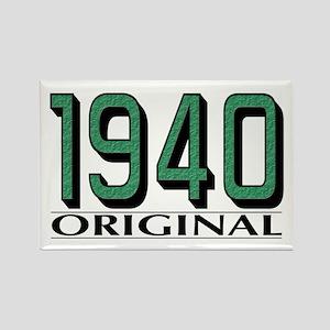 1940 Original Rectangle Magnet
