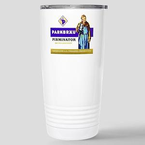 Germany Beer Label 12 Stainless Steel Travel Mug
