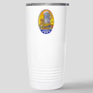 Germany Beer Label 11 Stainless Steel Travel Mug