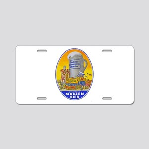 Germany Beer Label 11 Aluminum License Plate