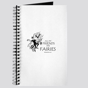 All my friends are fairies - Journal