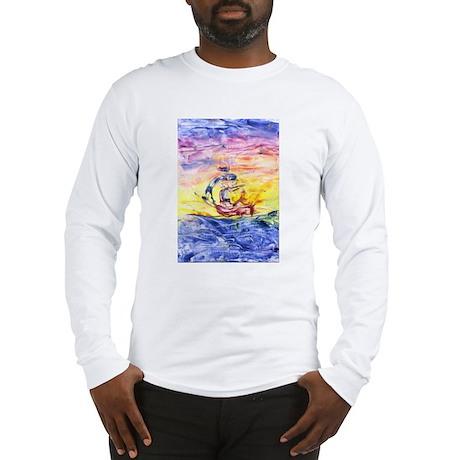 Make a Wish, Long Sleeve T-Shirt