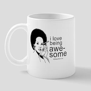I love being awesome -  Mug