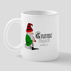 Gnome thyself -  Mug