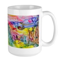 The Forest of Love, Large Mug