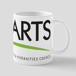 Z-Arts logo Mugs
