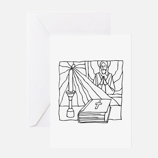 Christianity Greeting Card