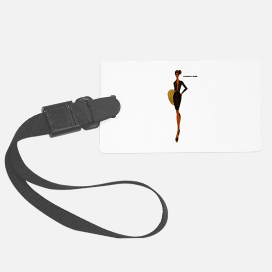 Fashion-i-Star Large Luggage Tag