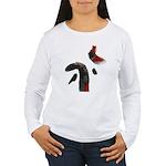 Character #19 [detail] Women's Long Sleeve T-Shirt