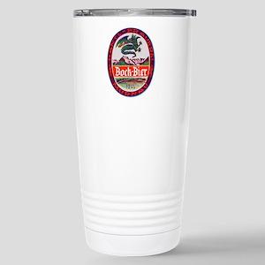 Germany Beer Label 3 Stainless Steel Travel Mug
