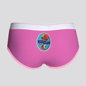 Germany Beer Label 2 Women's Boy Brief