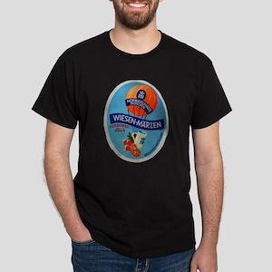 Germany Beer Label 2 Dark T-Shirt