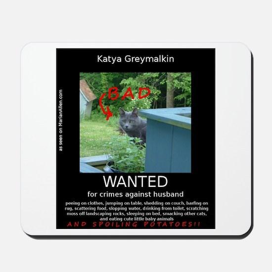 Bad Katya Mousepad