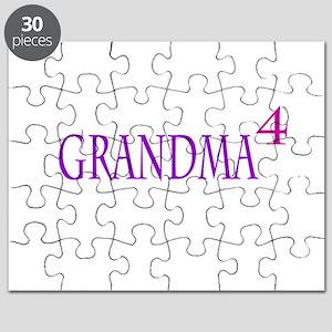 Grandma of Four Puzzle