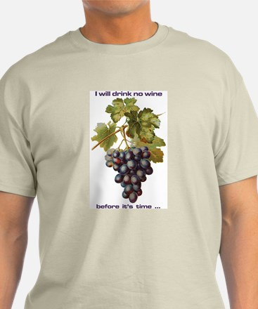 Wine Lover's T-Shirt